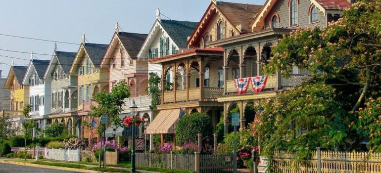 Cape May can be one of the destinations you visit after moving from NYC to NJ
