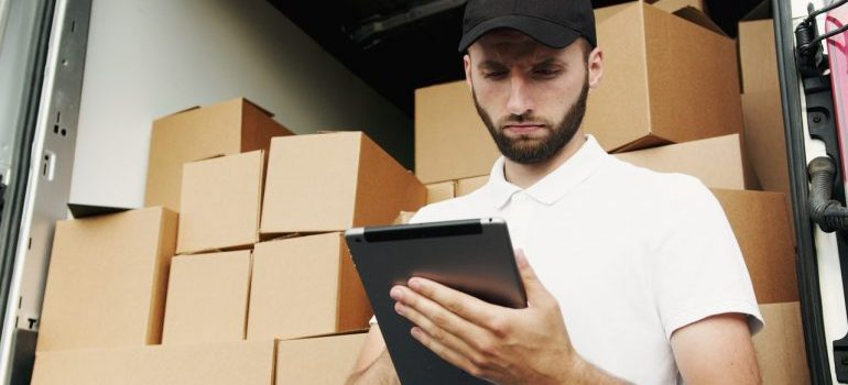 professional mover, representing commercial movers manhattan